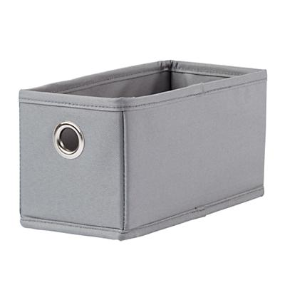 I Think I Canvas Narrow Drawer (Grey)