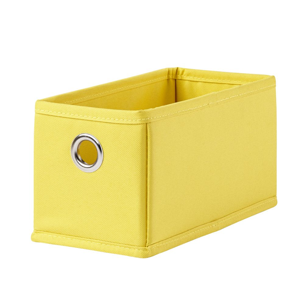 I Think I Canvas Narrow Drawer (Yellow)