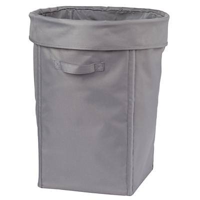 I Think I Canvas Grey Hamper