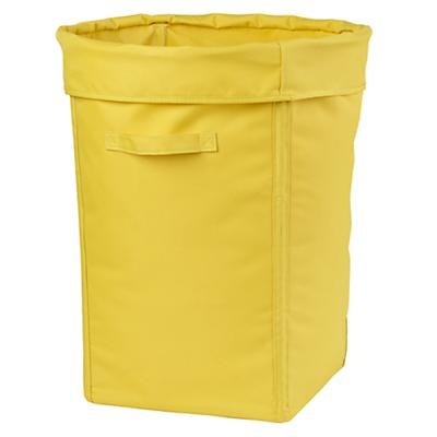 I Think I Canvas Yellow Hamper