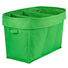 Bright Green Canvas Mega Sorter