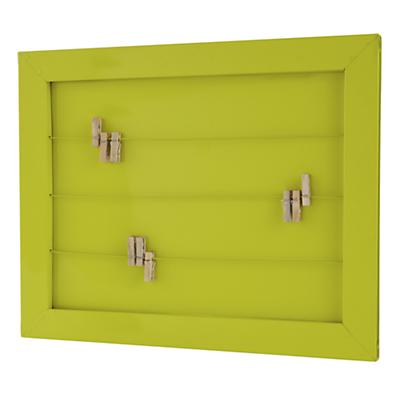 I Could've Been a Memo Board (Lime)
