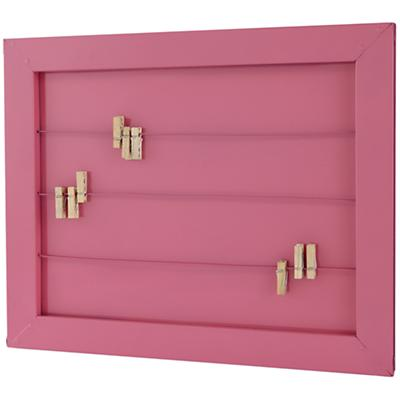 Pink I Could've Been a Memo Board