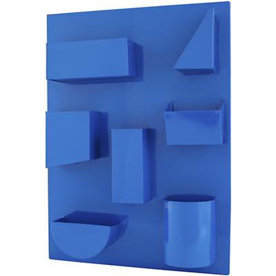I Could've Bin a Wall Organizer (Blue)