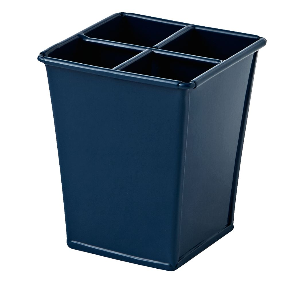 I Could've Bin a Dark Blue Pencil Cup