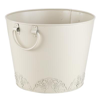 Doily Floor Bin (Natural)