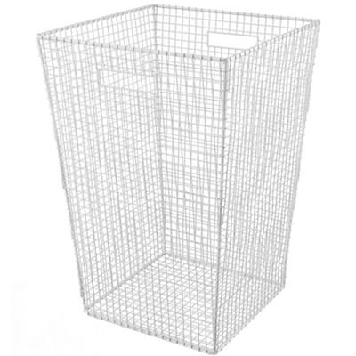 Down to the Wire Hamper (White)