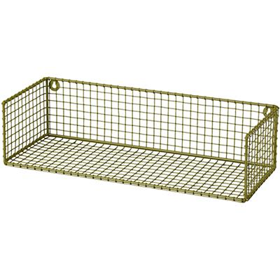 Down to the Wire Shelf (Green)