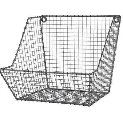 Down to the Wire Wall Bin (Grey)
