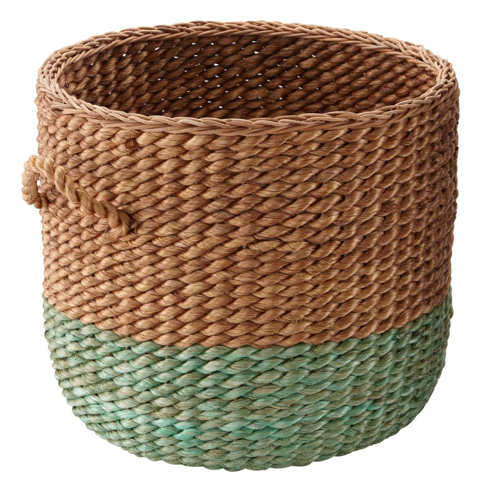 Half Tone Floor Basket (Green)