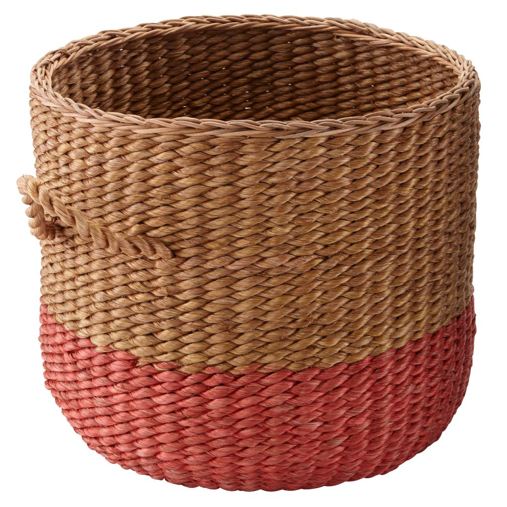 Half Tone Floor Basket (Red)