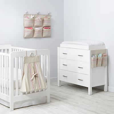 Hushaby Nursery Storage Collection (Girl)