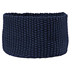 Large Dk. Blue Kneatly Knit Rope Bin