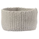 Medium Kneatly Knit Rope Bin (Khaki)