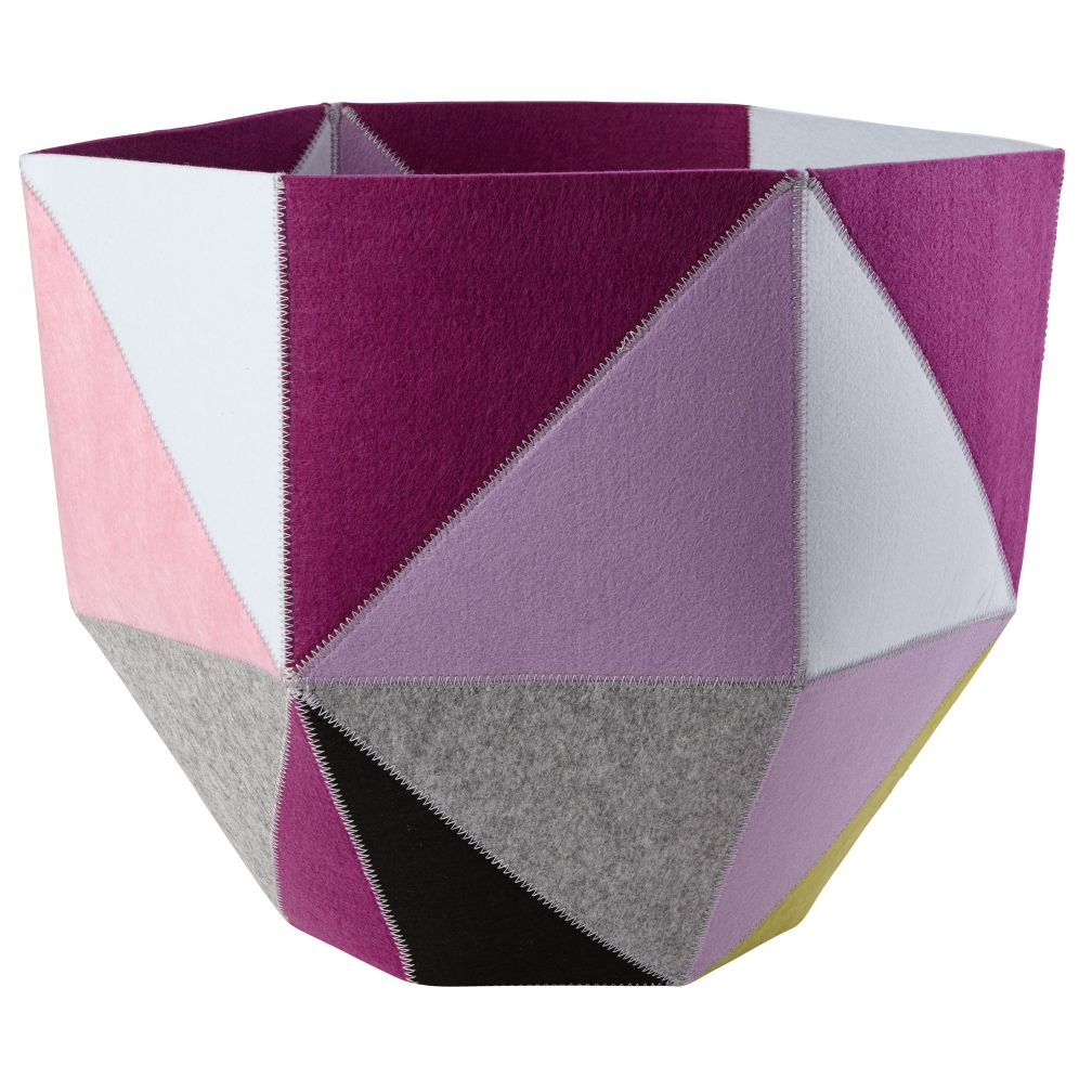 Quartz Floor Bin (Purple)