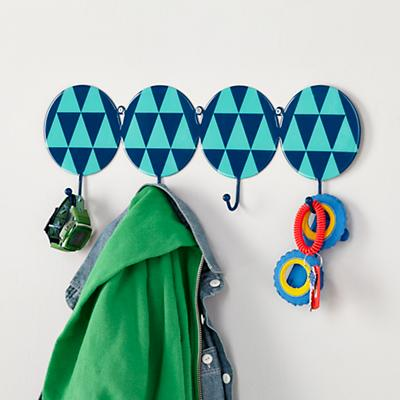 In Shapes Wall Hooks