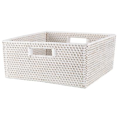 Rattan I Am Large Changer Basket