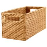 Rattan Small Changer Basket (Honey)