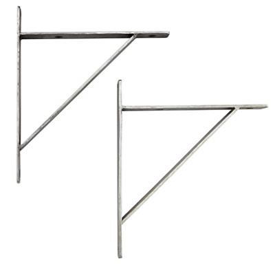 On the Wall Brackets (Set of 2)