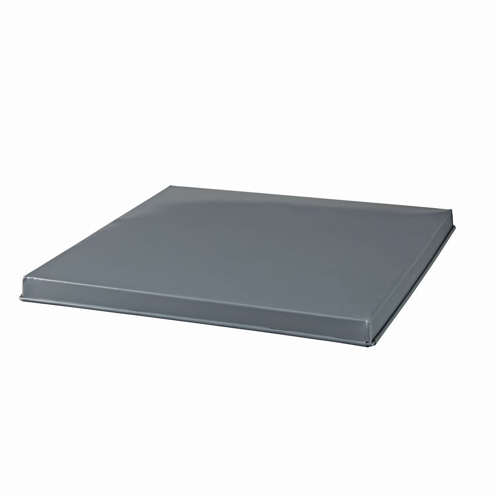 Stack Up Metal Lid (Grey)