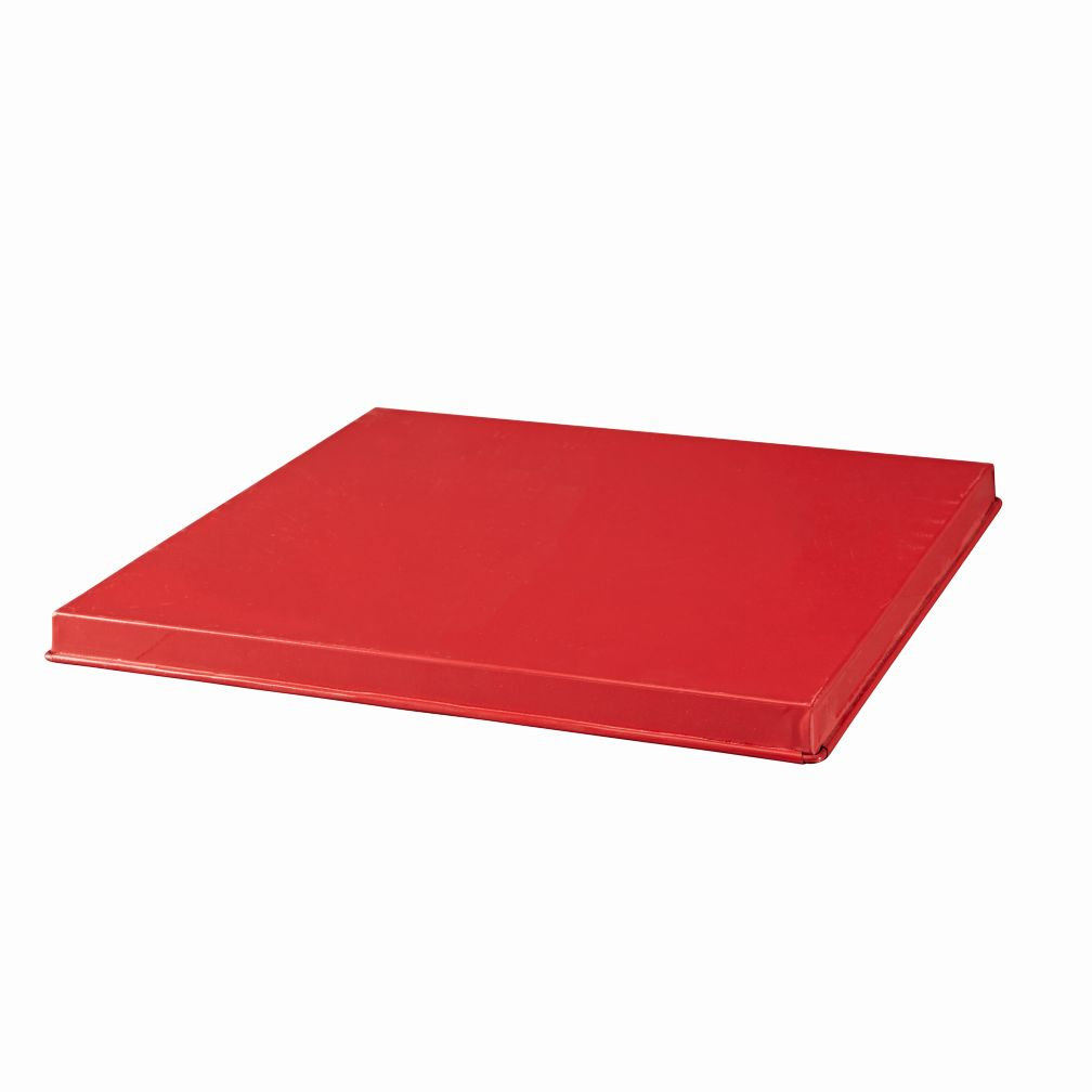 Stack Up Metal Lid (Red)