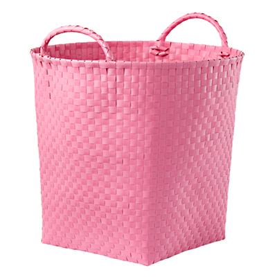 Strapping Floor Bin (Pink)