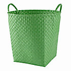 Green Strapping Floor Bin