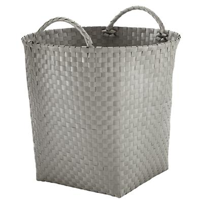 Strapping Floor Bin (Grey)