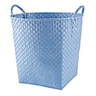 New Lavender Strapping Floor Bin