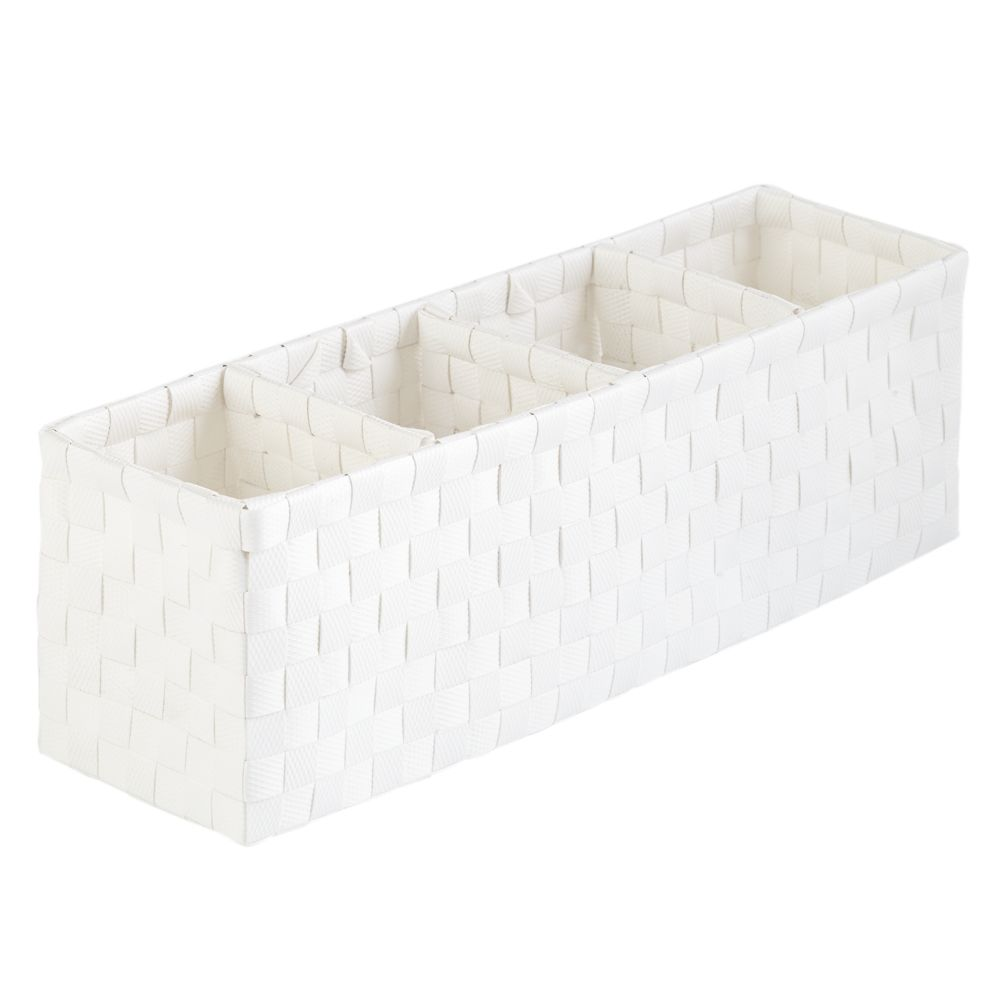 Strapping Things Bin (White)