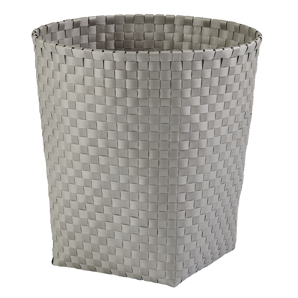 Strapping Trash Can (Grey)