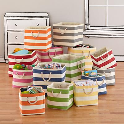 Stripes Around the Storage Collection