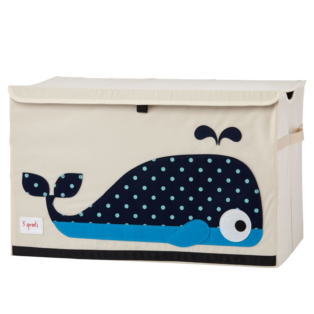 Toy Chest (Whale)