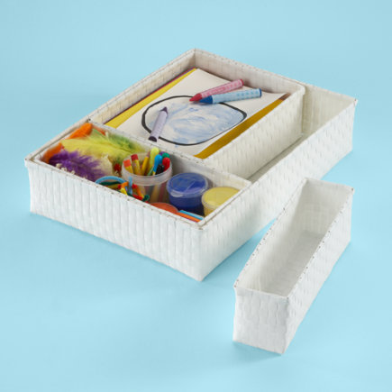land of nod desk storage