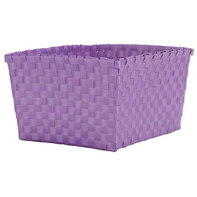Strapping Shelf Basket (Lavender)