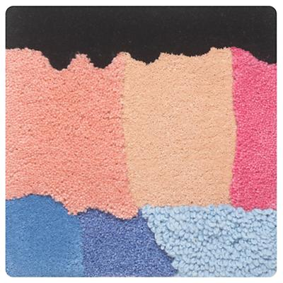 Color Fields Rug Swatch