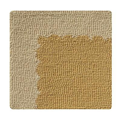 Swatch Yellow Picture Frame Rug