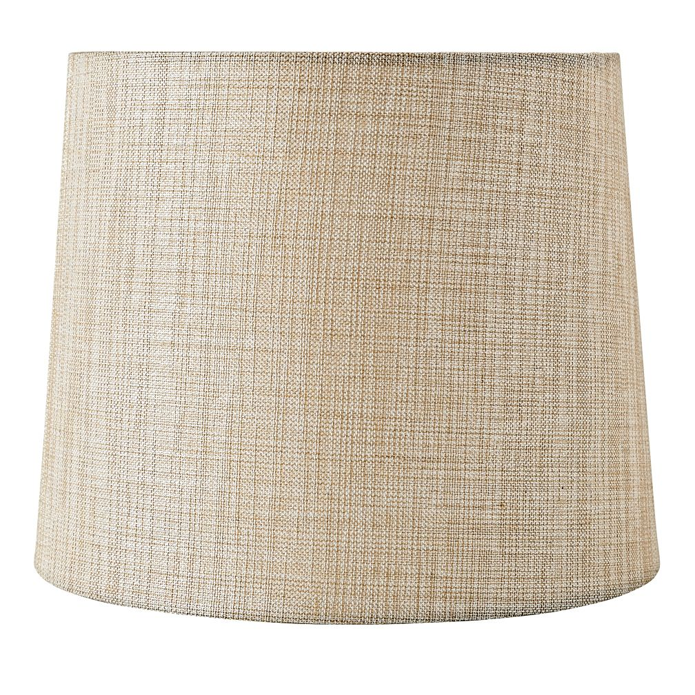 Mix and Match Gold Textured Table Shade