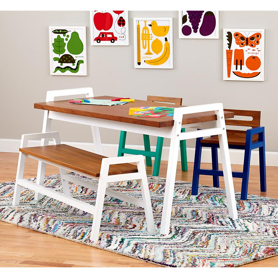 These armchairs play tables and chair sets are stylish and functional so you can put them in any room of your home yes even your living room