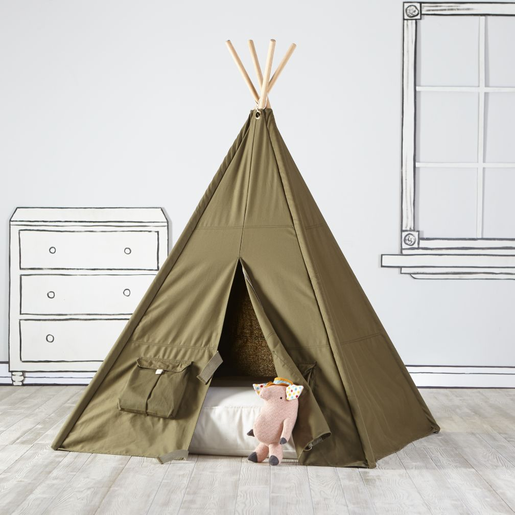 A Teepee to Call Your Own (Cargo)