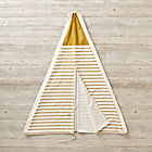 Extra Gold Metallic Teepee Cover