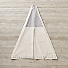 Extra Silver Metallic Teepee Cover