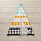 Extra Multi Dot Teepee Cover