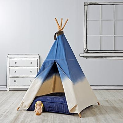 Teepee_Cushion_Dip_Dye_Denim_Set