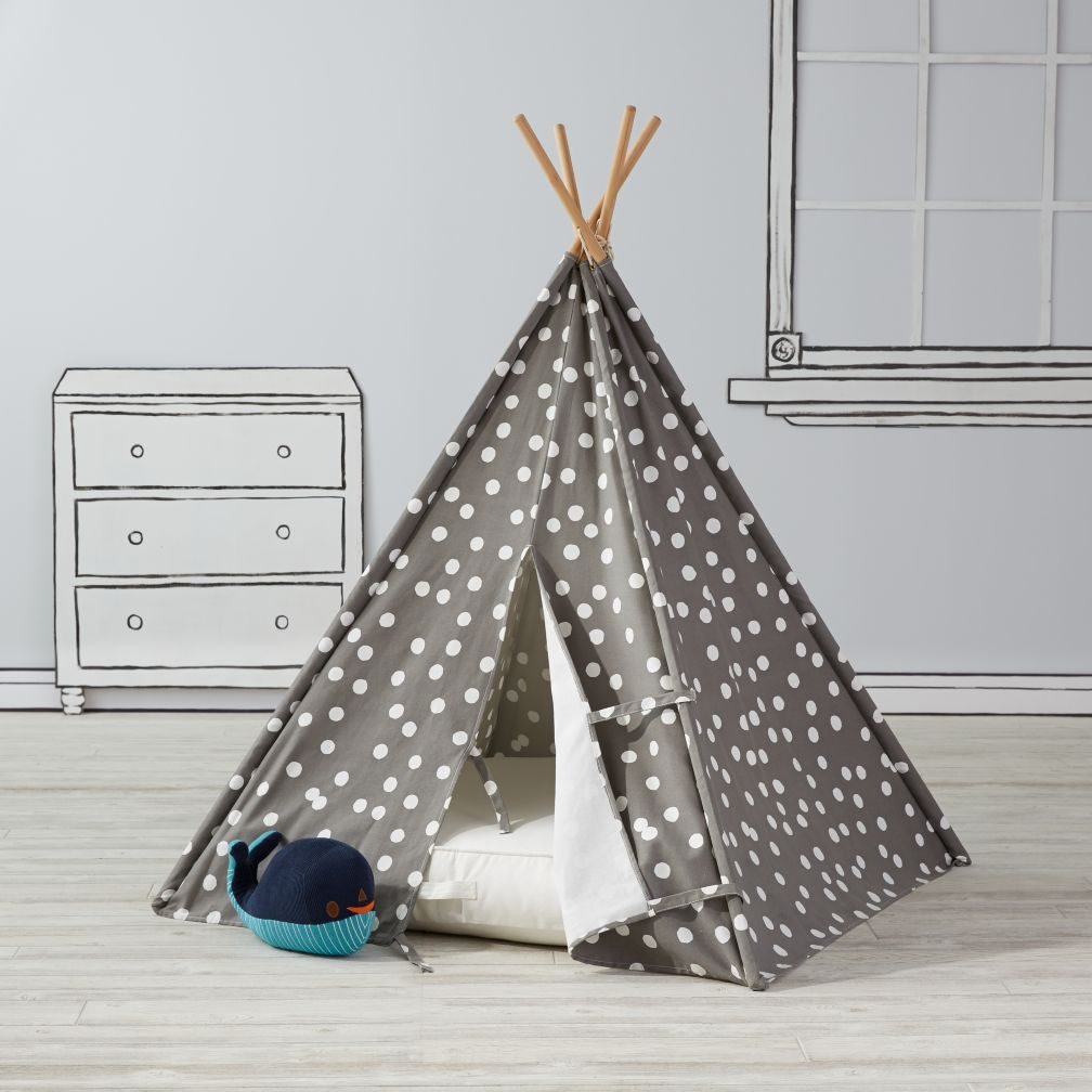 - Speckled Teepee To Call Your Own