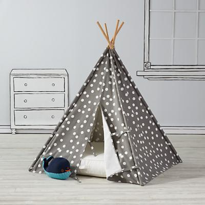 Teepee_Cushion_Speckled_GY