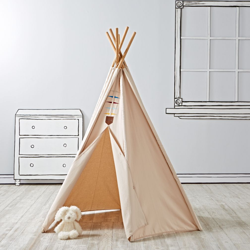 Happy Camper Teepee The Land Of Nod