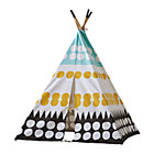 Multi Dot A Teepee to Call Your Own