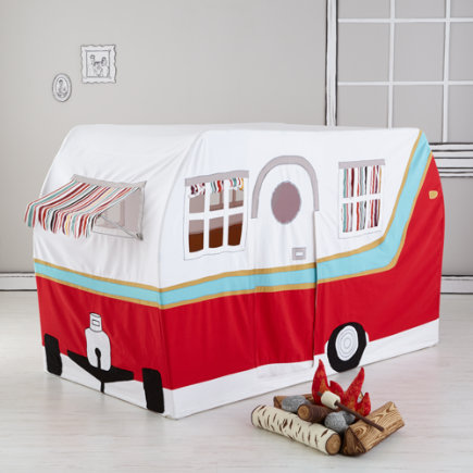 Jetaire Camper Kids Playhouse - Jetaire Camper Playhouse