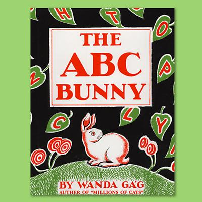 The ABC Bunny by Wanda and Howard Gag